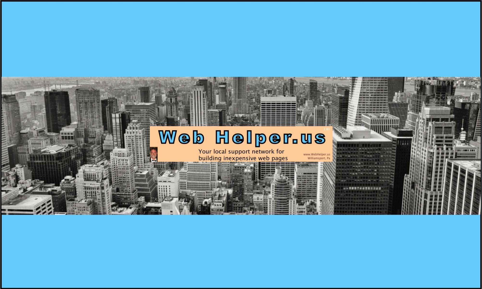Web Helper.us